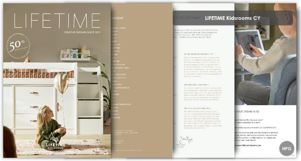 28a8d6edb1c LIFETIME Kidsrooms. Κατάλογος προϊόντων με παιδικά υπνοδωμάτια
